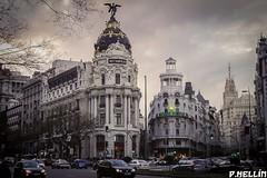 Gran Via sqn Alcala - Madrid (P. HELLIN) Tags: ngc madrid metropolis alcala granvia pentax optios50