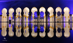 Sheikh Zayed Grand Mosque (hisalman) Tags: masjid sheikh zayed grand mosque abudhabi night low light