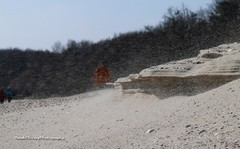Sandstorm on the island of Rügen / S(tr)andsturm auf der Insel Rügen (Harald Steeg) Tags: inselrügen göhren strand dünen sand wind haraldsteeg fz50