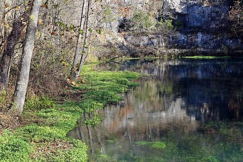 Missouri Road Trip 2016 - Ozark National Scenic Riverways - Alley Spring