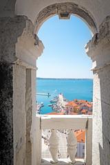 View of Piran, Slovenia (George Pachantouris) Tags: slovenia piran adriatic sea sun summer venetian enetian