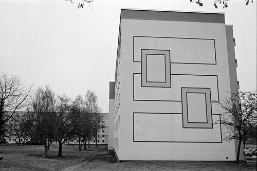 geometrisches wohnen / geometric housing