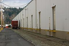 Express Furniture (Chris City) Tags: train railway railroad industry spur boxcar bnsf