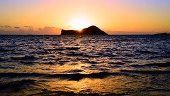 A new day... (Explored) (jijake1977) Tags: sunset water tomorrow motivation promise hawaii island sunrise