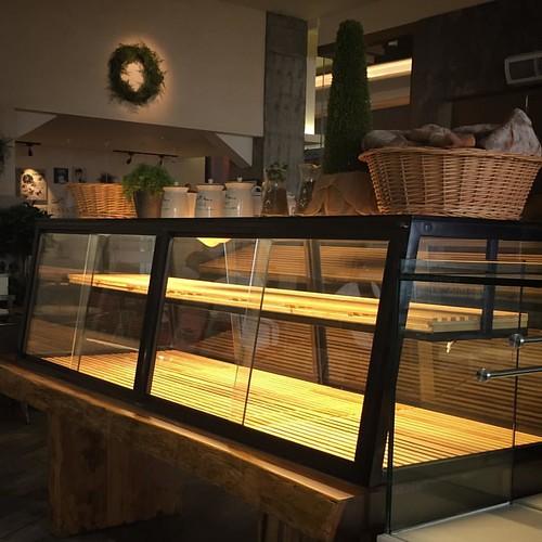 Ninja Level Bakery Display