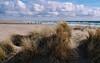 Approaching (Poul_Werner) Tags: danmark denmark grenen skagen 53mm beach easter hav ocean påske sea strand northdenmarkregion