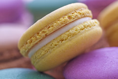 Macarons (Hanna Tor) Tags: food kitche table tasty sweet art color hannator macarons breakfast stilllife