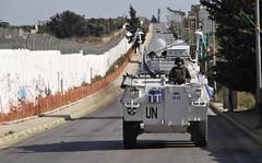09/05/2017 Patrulla de Caballería próxima a la Blue Line, en Líbano. Foto EMAD. (Ministerio de Defensa) Tags: caballería libano blue line unifil