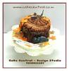 Log Cake  #designercake #delhi #fondant #themed #kidscake #logcake #treecake #southdelhi #newdelhi #cakecentral #birthdaycake #cakelove #designer #cake #noida #gurgaon #naturelover #personalised (Cake Central-Design Studio) Tags: firstbrthday designercake delhi fondant themed kidscake