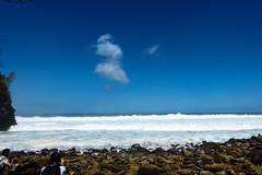 Kaui 232 DSC03740 (cpburt) Tags: kauai hawaii napalicoast kalalautrail hanakapiai beach