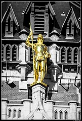 beffroi_02 (Les photos de Laurent) Tags: laurent gaudinfazio nikon calais pasdecalais france nord north sigma 70300mm architecture mairie beffroi town hall sculpture