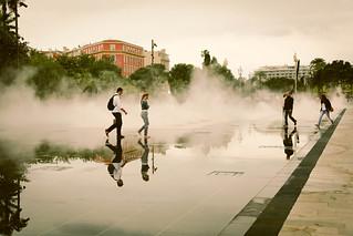 ~Walking on Water~