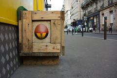 Intra Larue 943 (intra.larue) Tags: intra urbain urban art moulage sein pecho moulding breast seno brust formen téton street arte urbano pit paris france boob urbana peto tetta