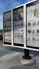 McDonald's Signature Crafted Recipes (dankeck) Tags: memorial drive chicken sandwich hamburger artisan roll sesameseed bun meal fastfood cheeseburger protein drivethrough drivethru seize flavor promotion introducing menu fairfieldcounty