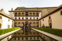 Court of the Myrtles - La Alhambra (SAM601601) Tags: laalhambra granada spain andalusia andalucia sam601601 courtofthemyrtles