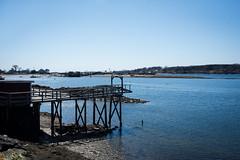 bailey island maine-5 (heather morris photography) Tags: maine coastalmaine newengland outmywindow ocean atlantic water coastline rocks beach spring