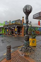 Ulice Kawakawa | Kawakawa streets