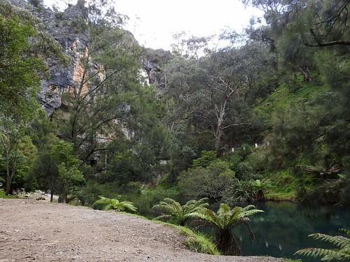 The Blue Lake, River Walk