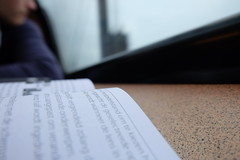 across the table (drager meurtant) Tags: train reading book dragermeurtant
