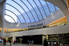 Grand Central, Birmingham (Manoo Mistry) Tags: birmingham midlands birminghamuk birminghampostandmail nightscene nikon nikond5500body tamron18270mmzoomlens tamron 18270mm night central lights calm grandcentral shopping newstreetstation