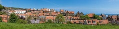 Robin Hood's Roofs (don't count the pixels) Tags: yorkshire robinhoodsbay roof roofs england uk townscape panorama