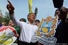 Президент Татарстана Рустам Минниханов.