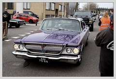 1963 1964 Chrysler New Yorker / 300 hybrid (Ruud Onos) Tags: 1963 1964 chrysler new yorker 300 hybrid 19631964chryslernewyorker300hybrid am7388 saturdaynightcruiseapril