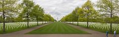 Amerikaanse Begraafplaats Margraten (Alex Verweij) Tags: margraten begraafplaats amerika soldaten ardennenoffensief alexverweij canon 5d cemetery memorial 19401945 war oorlog slachtoffers tweedewereldoorlog