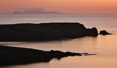 Night Calm IMG_2314 (Ronnierob) Tags: sundown spiggie foula shetlandisles