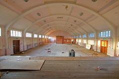 Harperbury Revisit2 (Landie_Man) Tags: j harperbury hemel hempsted hospital asylum watford radlett closed abandoned disused derelict urbex hall workshops