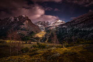 Ørsdalen/Bjerkreim/Norway