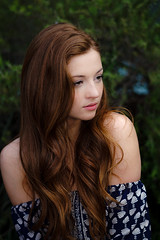 SonyModels_143 (allen ramlow) Tags: model rose outdoor young pretty female girl woman beauty redhead red hair sony a6500 austin texas
