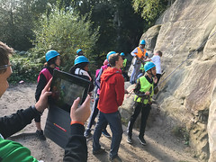 GCSE PE Climbing Courses this autumn