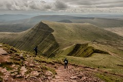 QDBB-1-12 (Michael Yule - I Can See For Miles) Tags: penyfan breconbeacons cwmgwdi cribyn wales unitedkingdom hiking walking mountains footpaths trails landscape outdoors nationaltrust nikond7100 18105mmlens