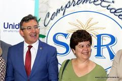 Presentación de la candidatura de Paco Ruiz en el Casino de Rociana