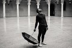 / Rain / (kristinabychkova2) Tags: bw beautiful light lens photography people portrait persone passion art artist camera fashion reflex urban rain tones nikon