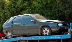 L151 NNO (1) (Nivek.Old.Gold) Tags: 1993 citroen zx 19d aura auto 5door