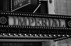 March (Alex Luyckx) Tags: newyorkcity newyork usa nyc manhattan thebigapple broadway timessquare 5thavenue theater signs brands city urban nikon nikonfa slr 35mm 135 aisnikkor105mm125 jch japancamerahunter streetpan400 asa400 bw blackwhite kodak kodakhc110 hc110 dilutionb 131 epsonv700 adobephotoshopcc film filmphotography believeinfilm filmisalive filmisnotdead