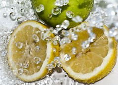 Yellow Lemon and Green Lime Splashed with Water (publicdomainphotography) Tags: fruit food citrus background orange lemon lime ripe sweet organic yellow vitamin fresh grapefruit green healthy juicy vegetarian mandarin tangerine white diet assorted leaf natural ingredient nature raw freshness tropical colorful clementine nobody whole dessert different top season variation harvest mixed assortment group slice view eating color variety mix black splash water clear