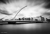 Samuel Beckett Bridge (ericjmalave) Tags: 2017 dublin easter ireland fuji