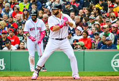 Mitch Moreland (g.bessette928) Tags: tampa bay rays tampabayrays mothers day mothersday boston red sox bostonredsox mlb fenway park fenwaypark massachusetts baseball american league americanleague