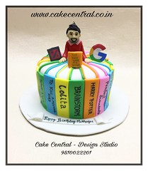 #Bookcake  #firstbrthday #designercake #delhi #fondant #themed #kidscake #booklover #bookworm #cake #birthday #edible #figurine #noida #gurgaon #boyfriend #cakecentral #online #cakedelivery  #designercake #delhi #fondant #themed # (Cake Central-Design Studio) Tags: firstbrthday designercake delhi fondant themed kidscake