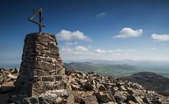 Yr Eifl (Explored 15/05/17). (Meurig2011) Tags: yreifl treceiri lleynpeninsula hillfort yreifls penlleyn gwynedd hills ironage trigpoint north wales