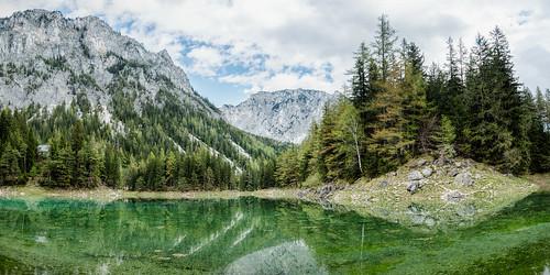 Grüner See - Panorama