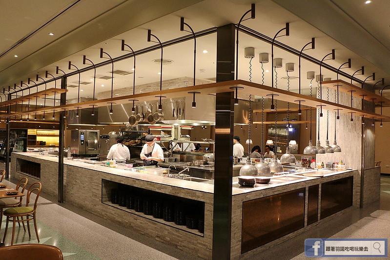 意舍酒店AMBA Que原木燒烤餐廳001