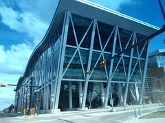 #hww (Mr. Happy Face - Peace :)) Tags: architecture sait art2017 lines curves sky curtainwall glazing yyc calgary alberta canada
