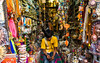 Watching the shop (Kasey Ferlic Photography) Tags: india shop clutter gifts varanasi boy teenager shopkeeper