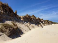 endless beach (Hanneke Bantje) Tags: vlieland duinen duin strand zee zand holland nederland waddeneiland eiland beach sea sand dunes blueskies