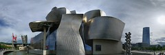 Guggenheim Bilbao - Bilbao, Spain (John Meckley) Tags: guggenheim bilbao spain