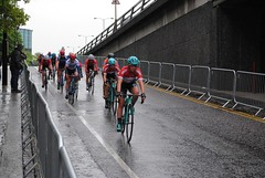 Matrix Fitness Grand Prix Series Round 5 - 15 (zawtowers) Tags: matrix fitness grand prix series cycling round five 5 croydon town centre course women event ladies fast pace rain raining wet weather velo speed thursday 18th may bike sport vehicle afsnikkor50mmf18g 50mm fifty